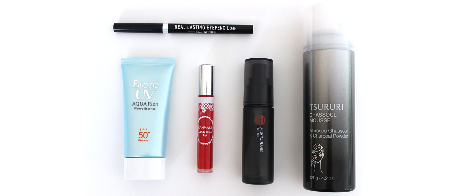 Five Top Japanese Beauty Products to Try in August - Savvy Tokyo