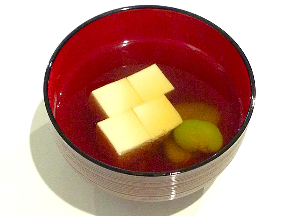 Japanese vegetarian soup