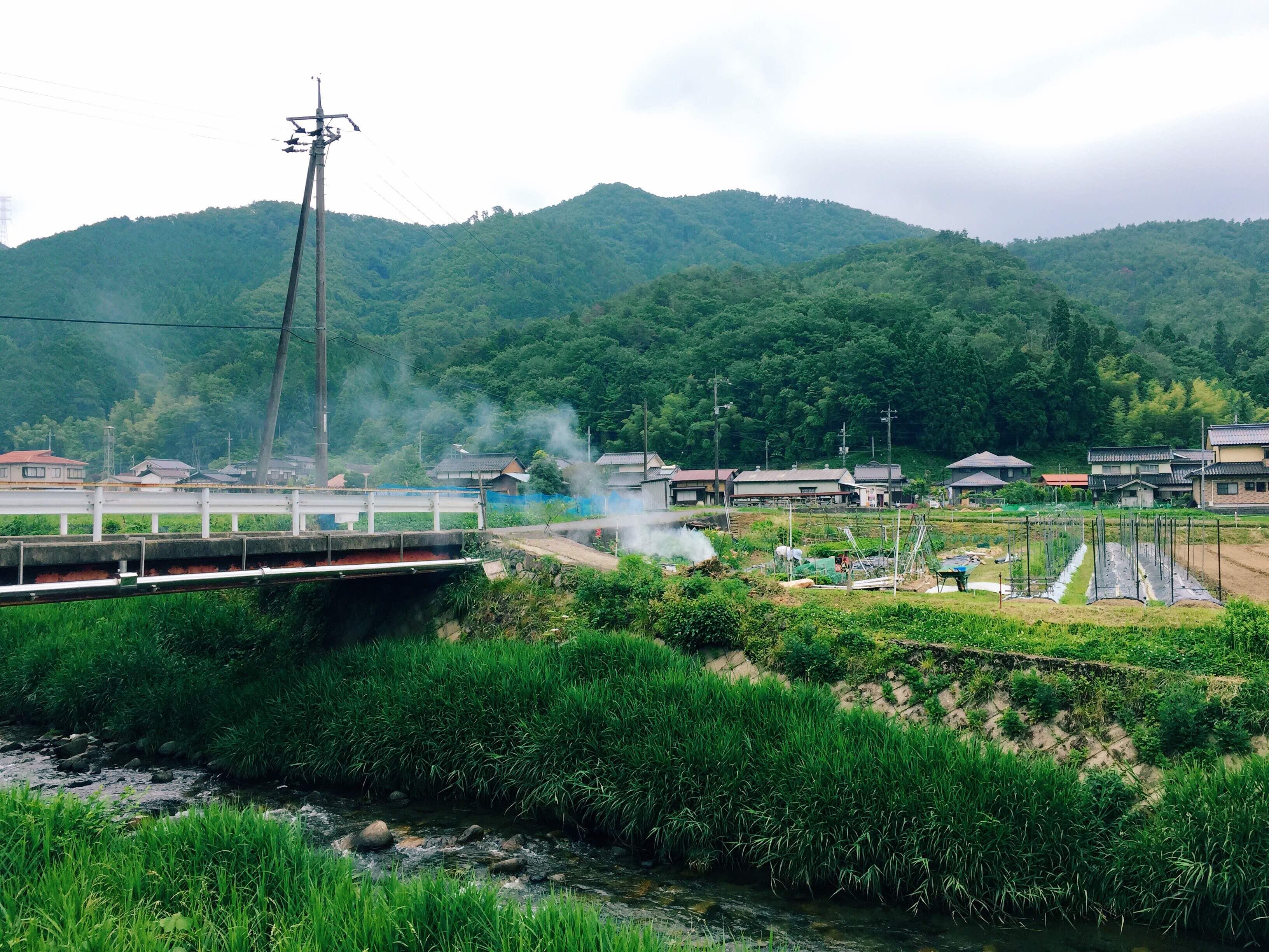 Anisa's hometown
