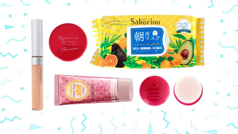 5 Japanese Beauty Products for August