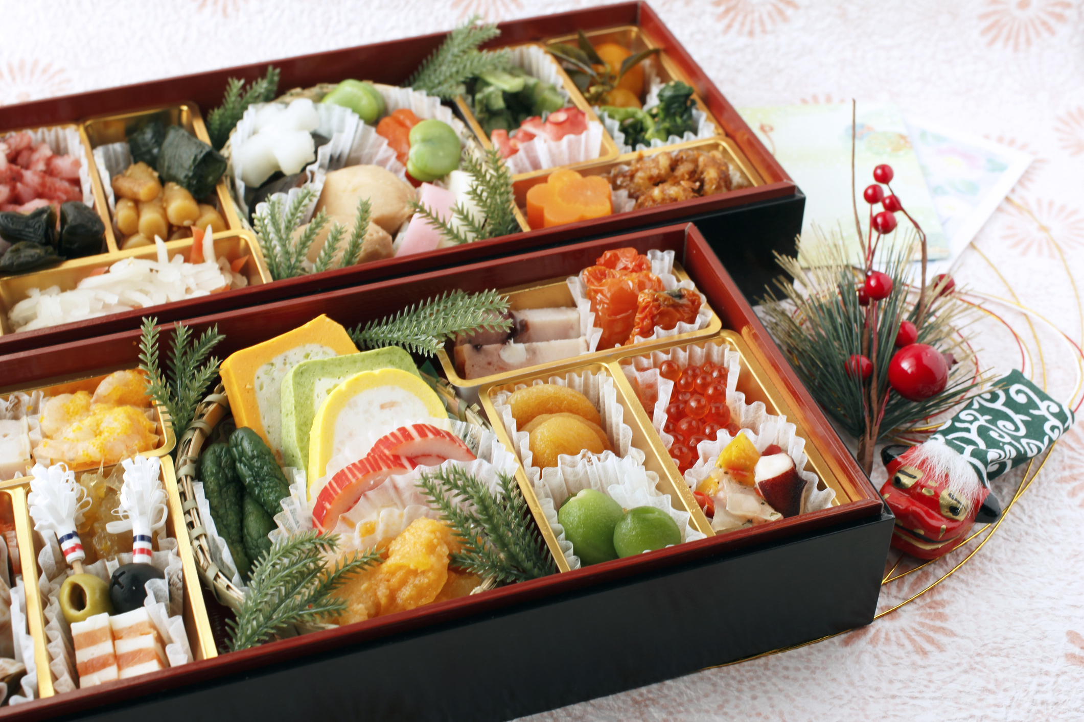 Osechi ryori the hidden meanings behind japanese new year for Abis japanese traditional cuisine