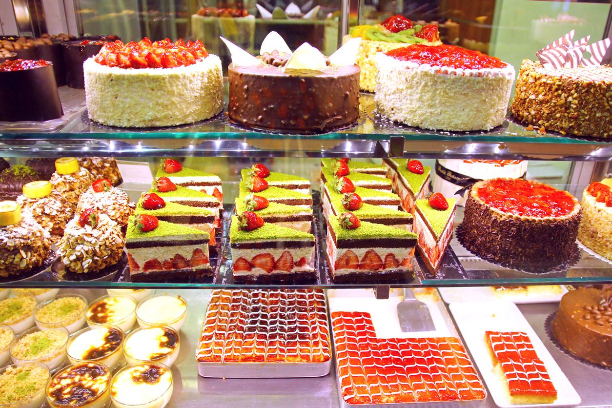 Best Cake Bakery In Pasadena